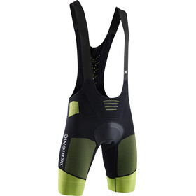 X-Bionic Effektor G2 Bike Bib Shorts Padded Men opal black/effektor green